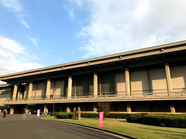 東京国立博物館東洋館