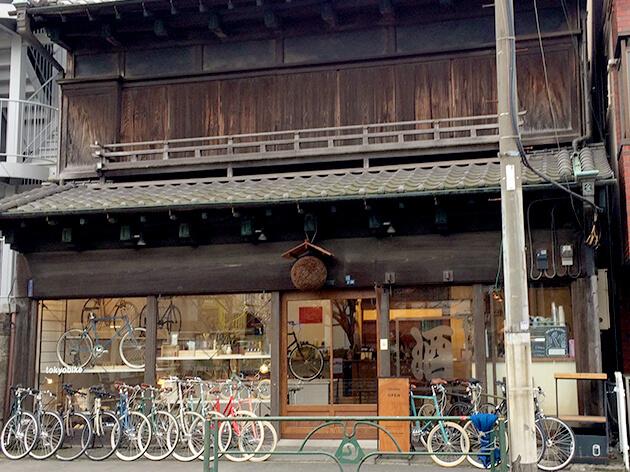 TOKYOBIKE おしゃれな自転車を1日レンタルして使用できる