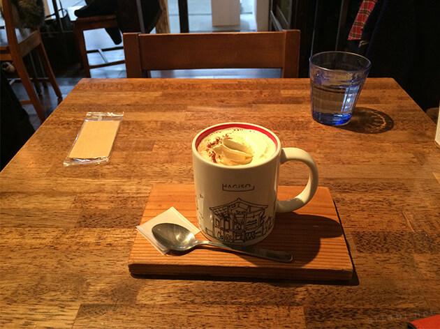 HAGISO のカフェ