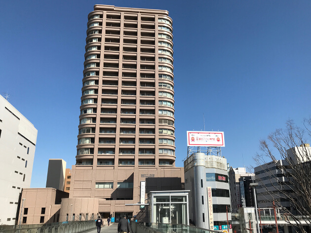 高崎市タワー美術館