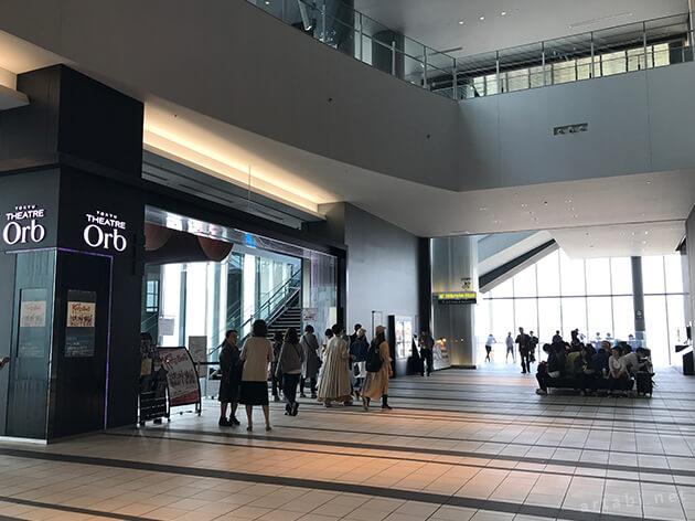 渋谷ヒカリエ11階フロアには、劇場がある