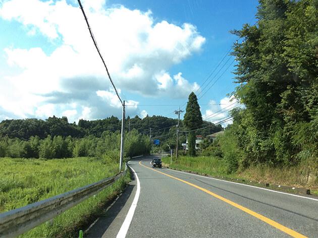 千葉内陸をドライブ