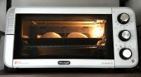 スフォルナトゥット コンベクションオーブンでパンを焼いてみる