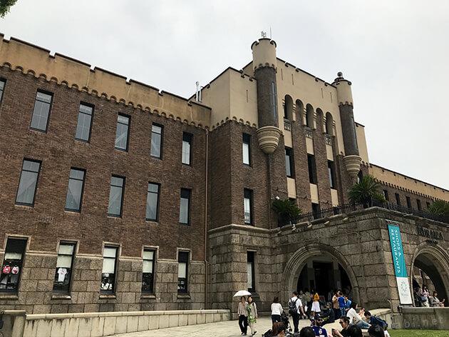 ミライザ大阪城・旧第四師団司令部庁舎